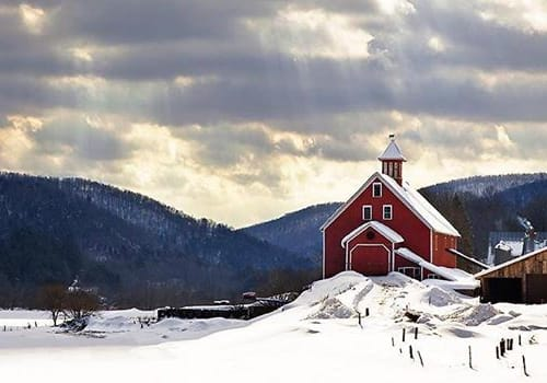Liberty Hill Farm Rochester, VT