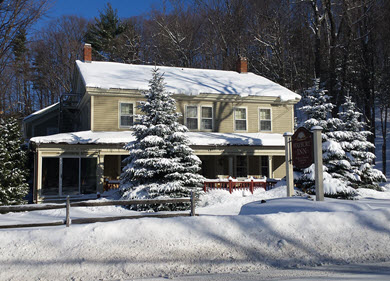 Waybury Inn East Middlebury Vermont