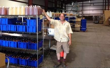 Vermont Soap Company, Larry Plesent