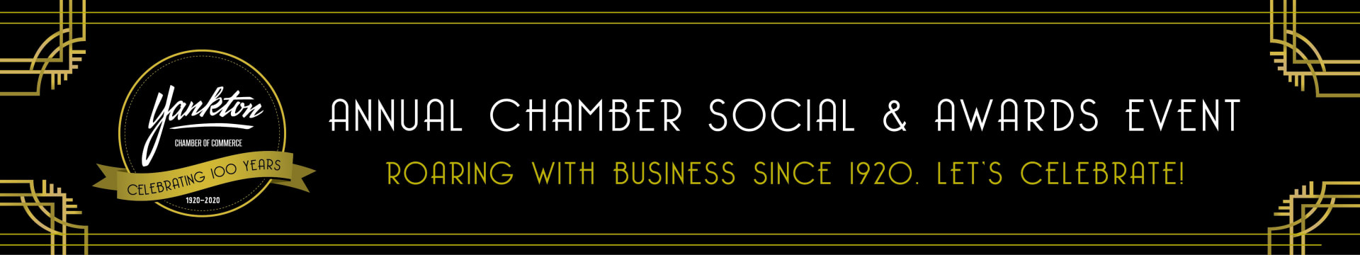Annual Chamber Social & Awards Event