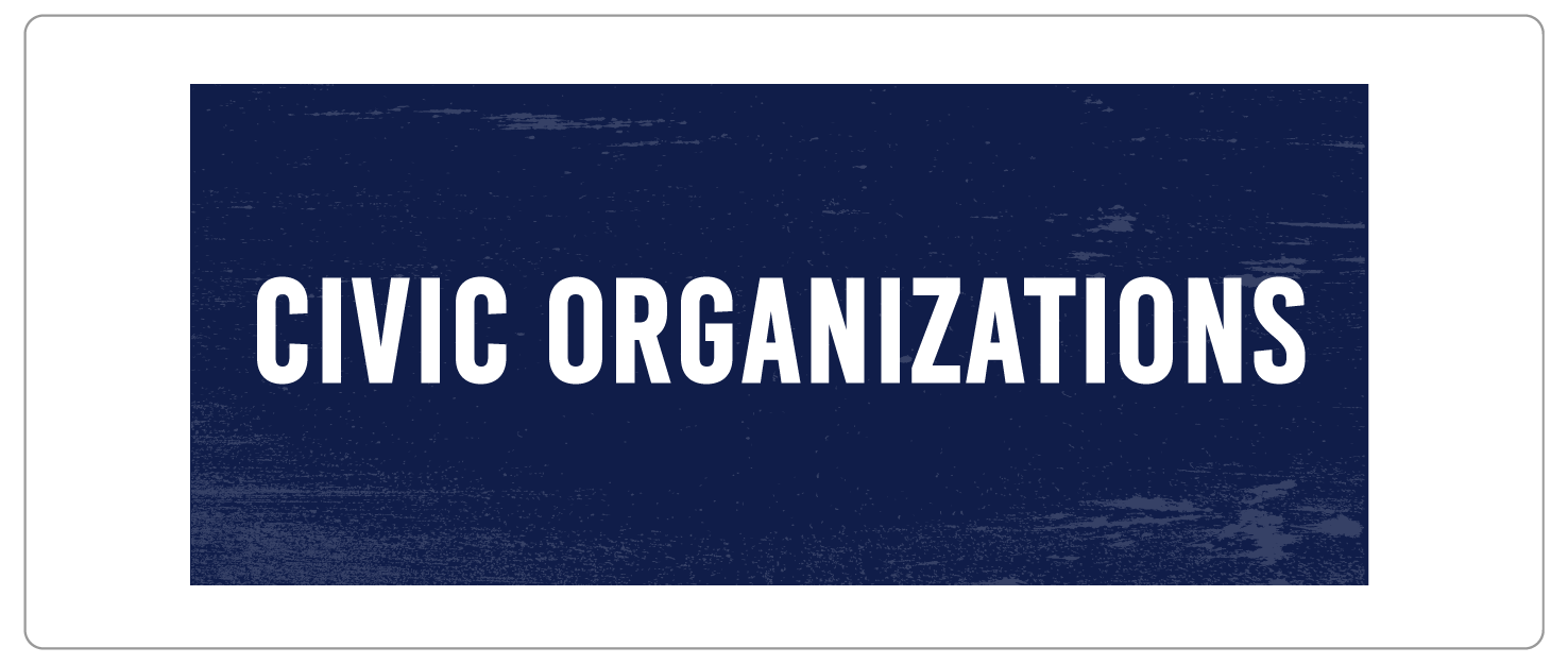 Civic Organizations