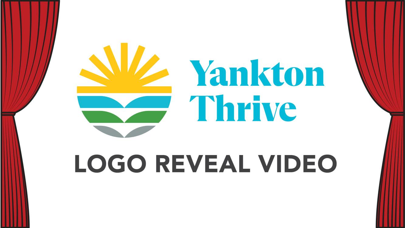 Yankton Thrive Logo Reveal Youtube Video