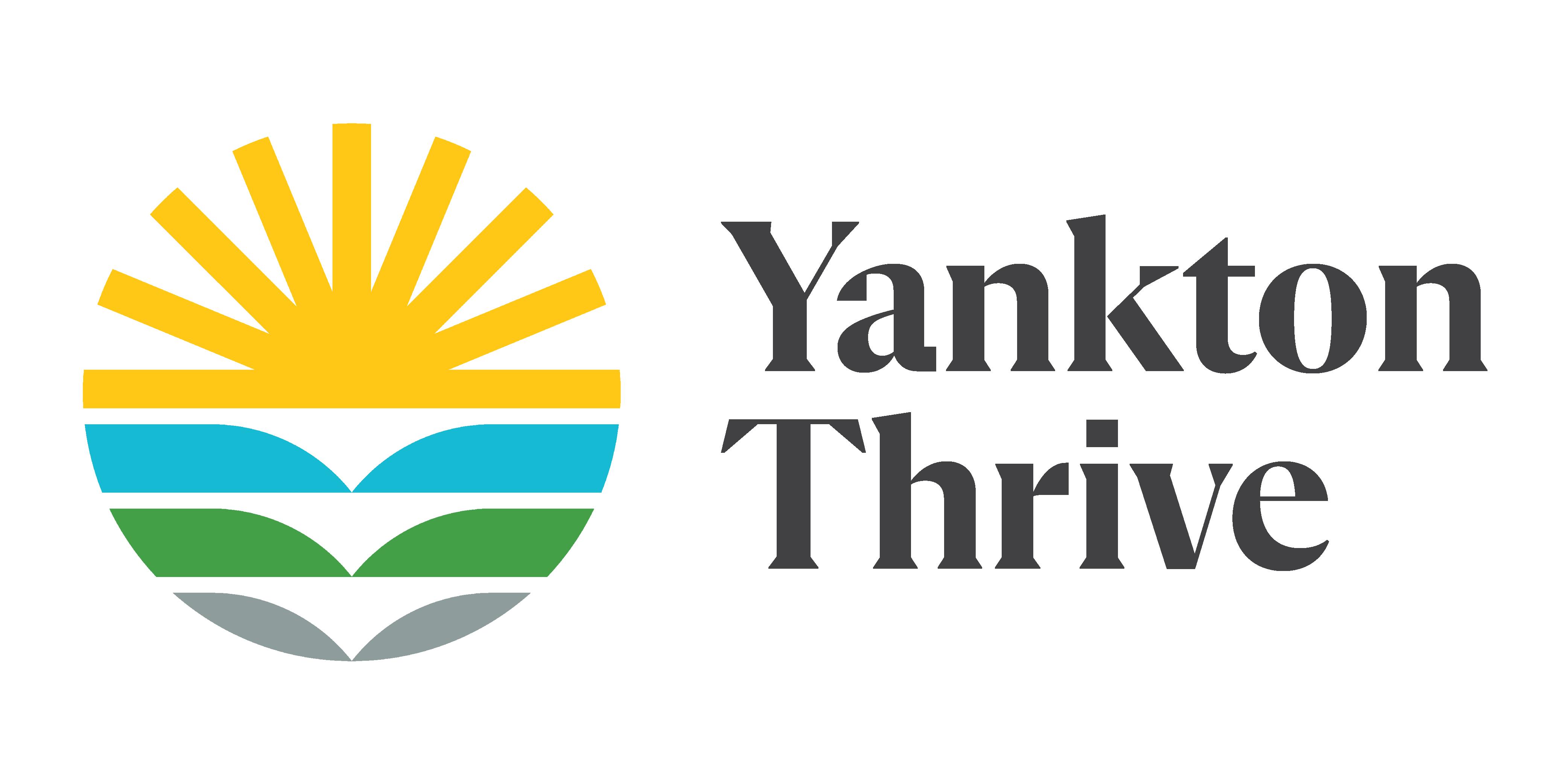 Yankton Thrive Logo