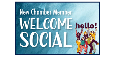 New Member Welcome Socials