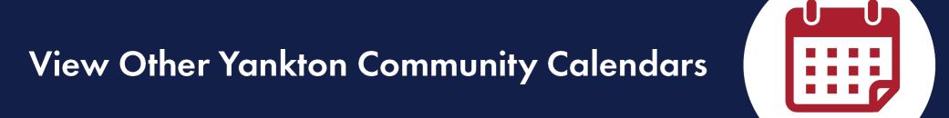 View Other Yankton Community Calendars
