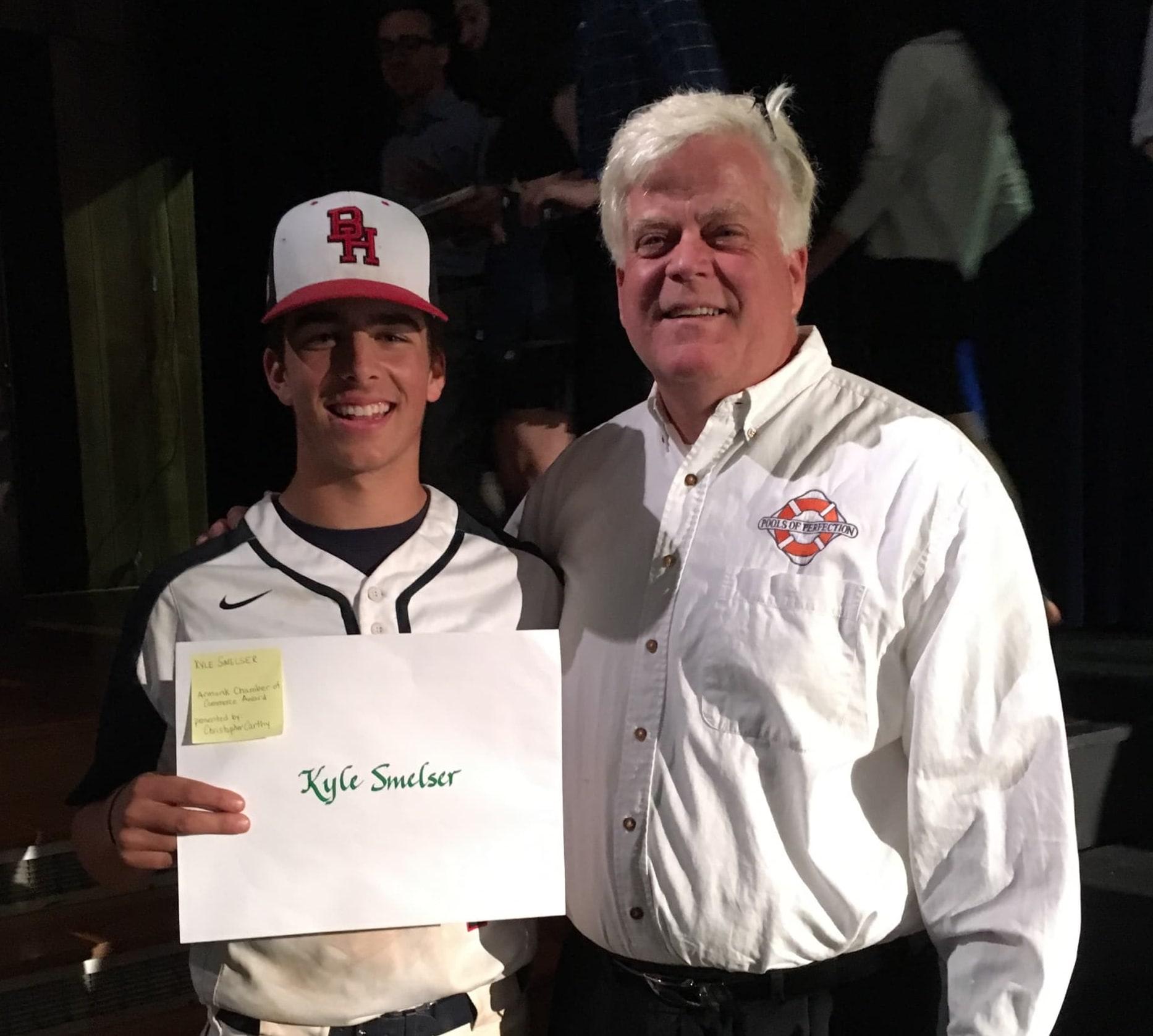 Kyle Scholarship Winner