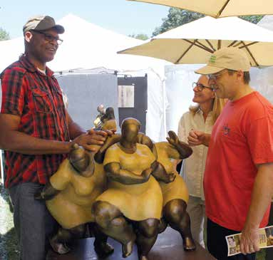 The Nationally Acclaimed Armonk Outdoor Art Show