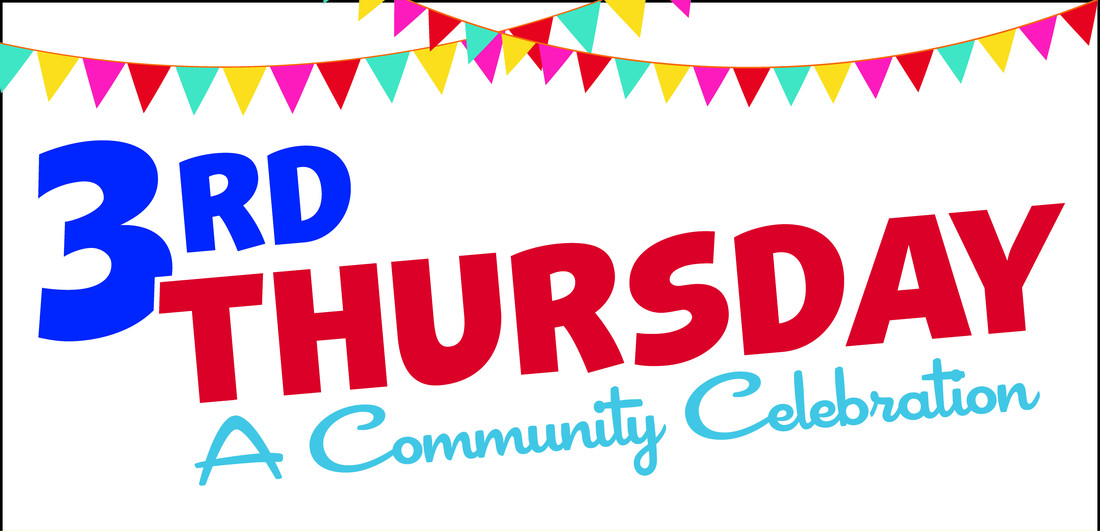 CLICK HERE FOR JUNE 15TH 3RD THURSDAY ACTIVITIES & PROMOTIONS