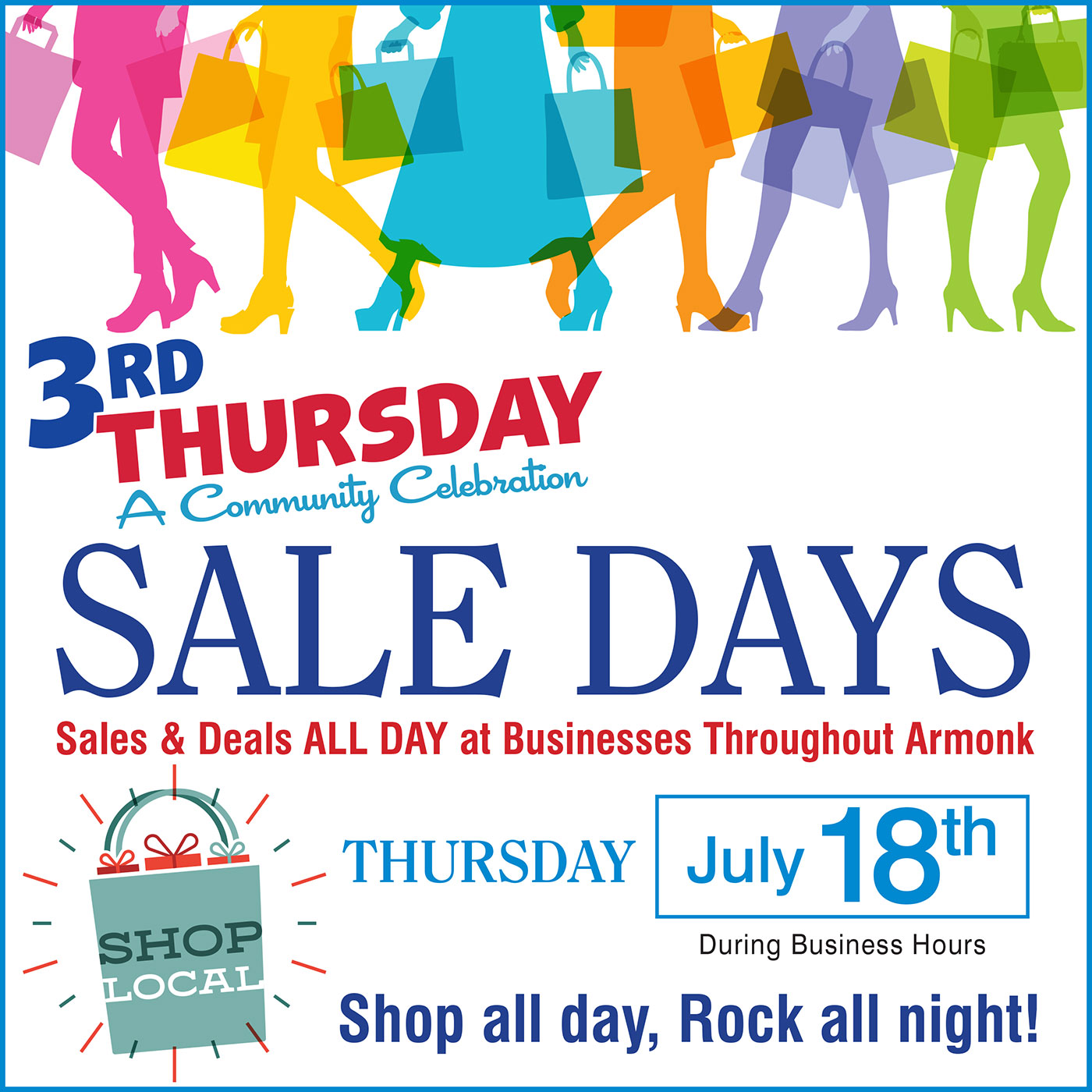 Third Thursday In Armonk Note Rain Date Plans Changes