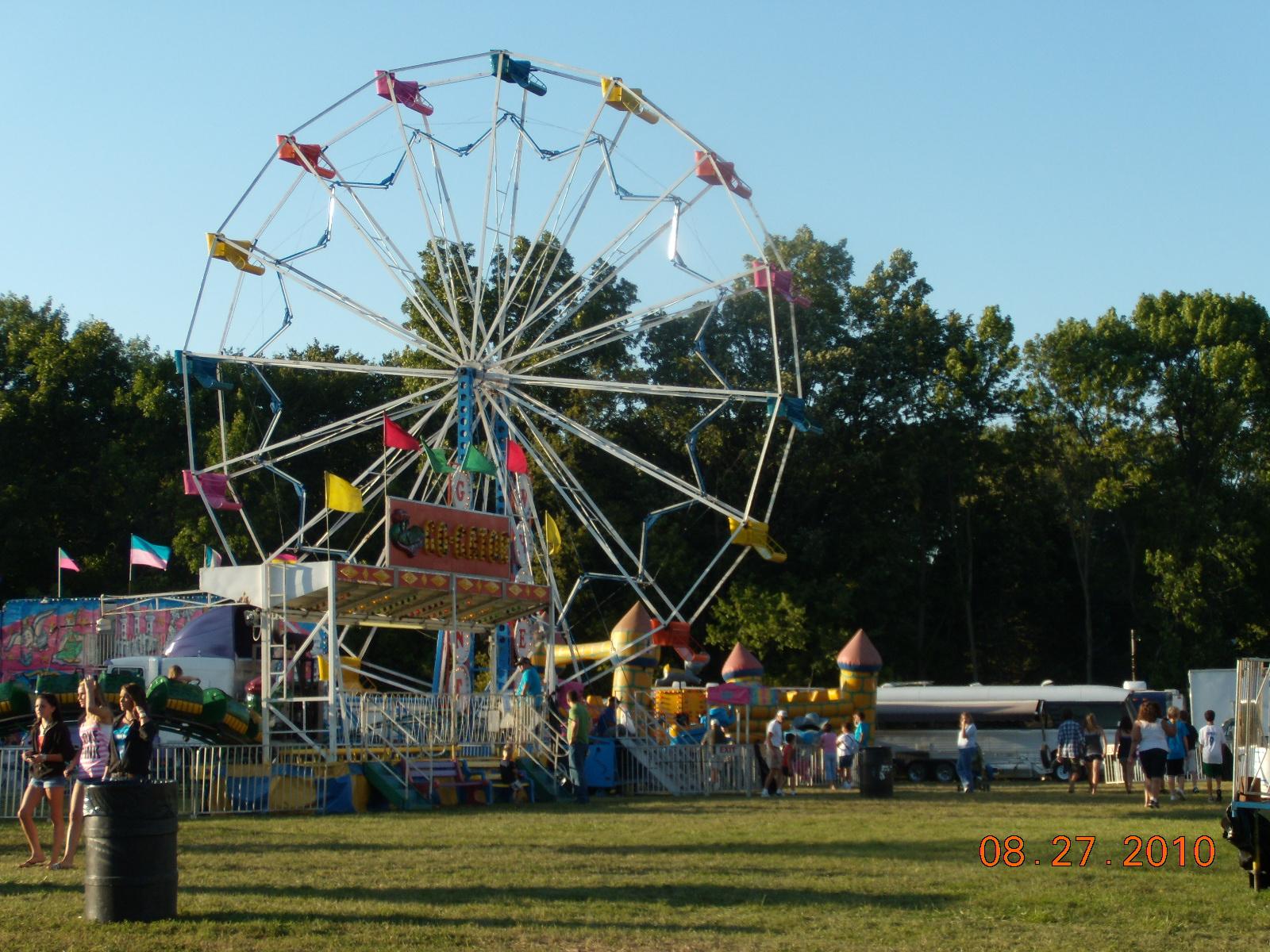 Festival carnival