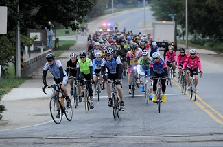 Jackson County Bike Race