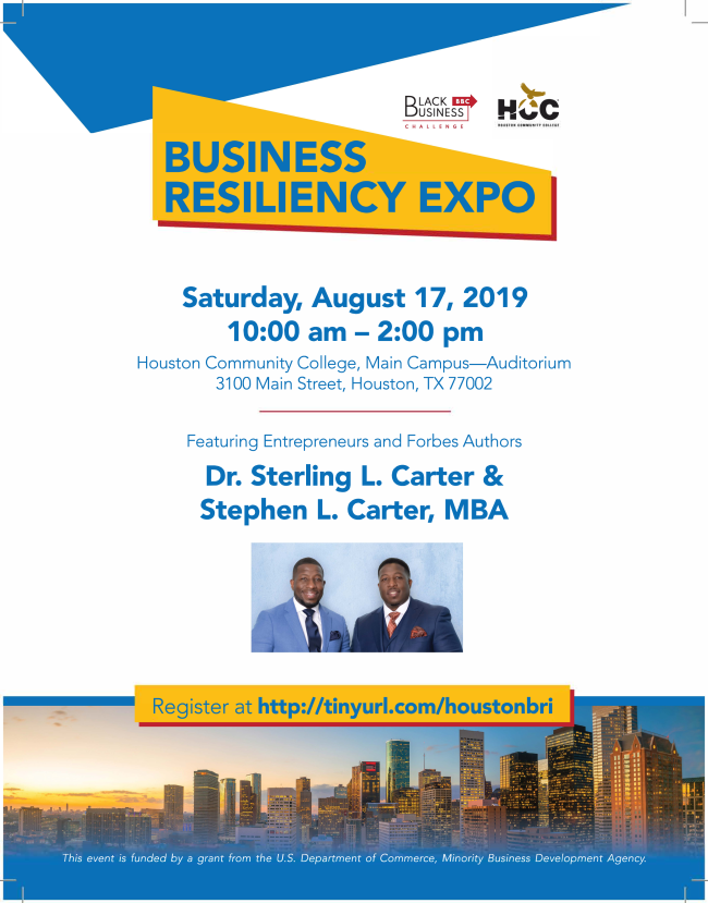 Business Resiliency Expo - Asian Chamber of Commerce, TX