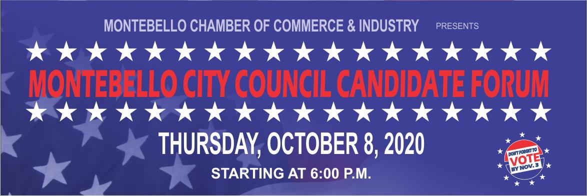 Montebello City Council Candidate Forum