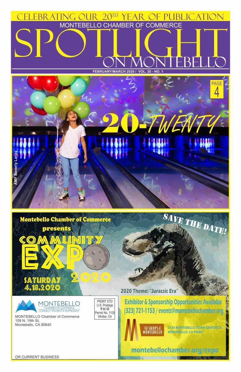 Feb/March 2020 Spotlight on Montebello