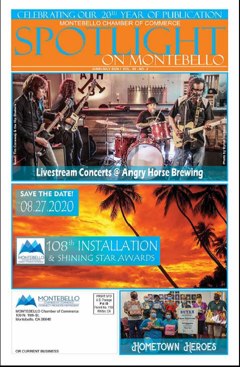 June/July 2020 Spotlight on Montebello