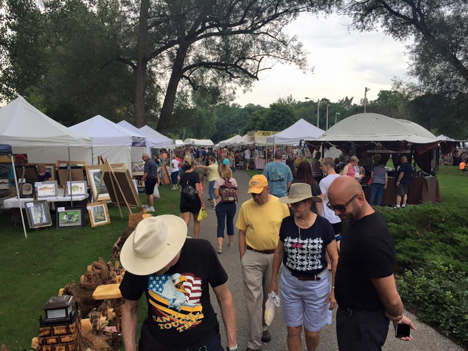 Labor Day Arts and Crafts Festival