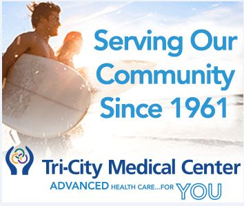 Tri-City Medical Center Advanced Health Care for You! Serving Our Community Since 1961
