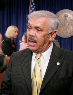 Jesse Navarro, Community Relations Representative for Bonnie Dumanis, San Diego District Attorney's Office