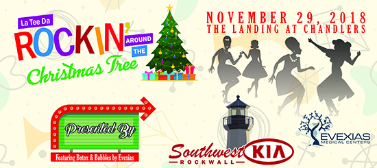 at the landing at chandlers participants will have access to unique local vendors to get holiday shopping done and experience pampering stations by some of - Rock Christmas