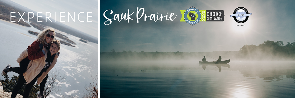 Hiking & Fishing - Experience Sauk Prairie