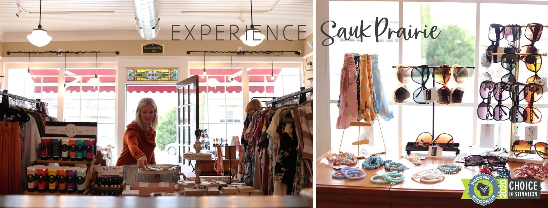Shop Local - Experience Sauk Prairie