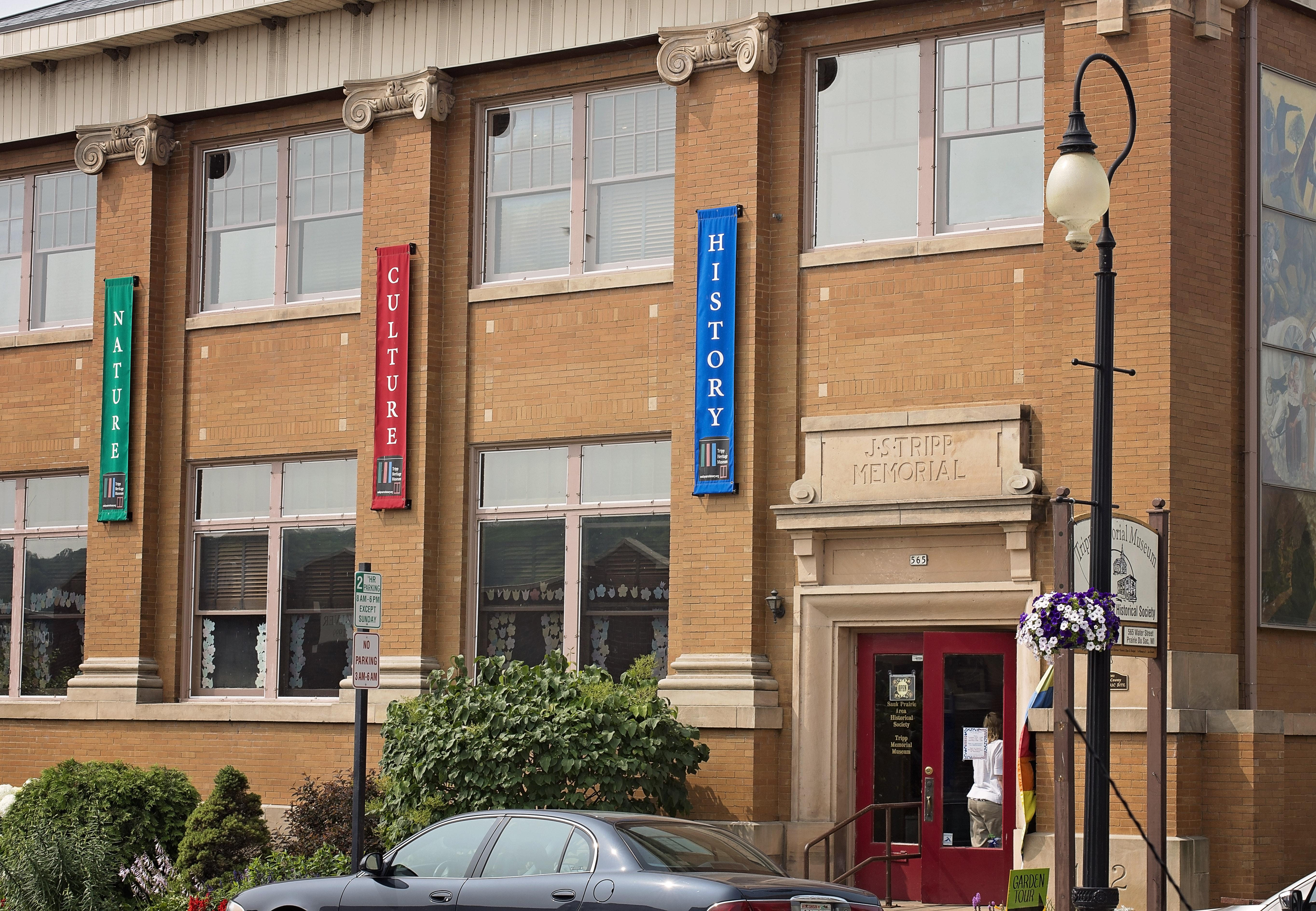 Sauk Prairie Area Historical Society & Tripp Memorial Museum