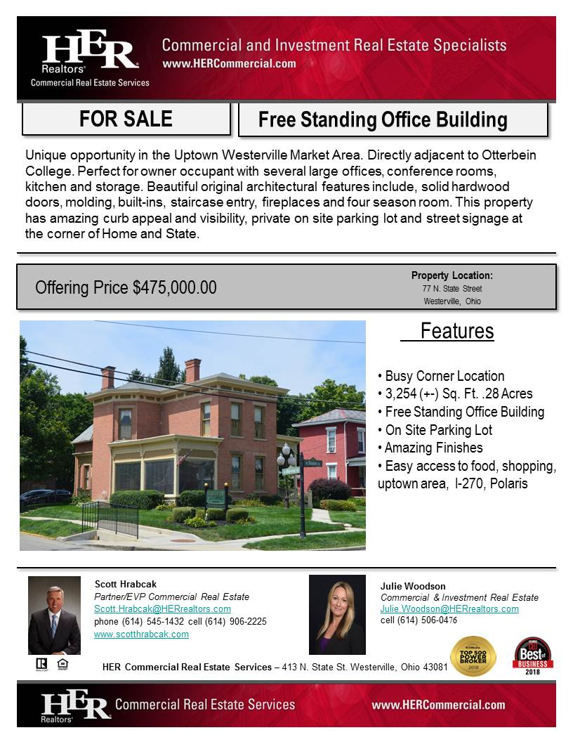 Business Properties For Sale Or Lease Westerville Area Chamber Oh
