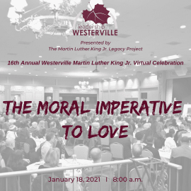 2021 Virtual Westerville MLK Celebration