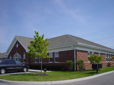 137 Commerce Park Drive Westerville 43082 Single Story Free Standing 7500 Square Foot Building Owner Will Divide Minimum Of 2500 Feet