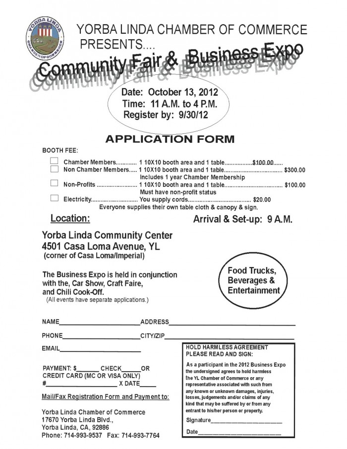 Business Expo Application