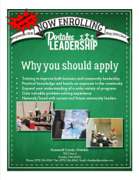 Leadership Portales accepting applications