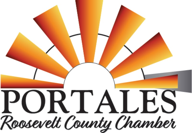 Portales Roosevelt County Chamber Logo