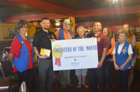 Volunteers of the Month