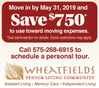 $750 off Cottages at Wheatfields
