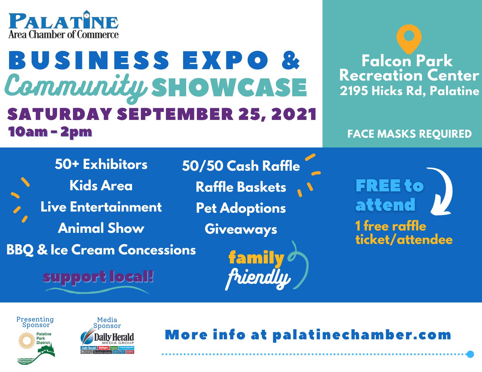 2021 Palatine Community Expo