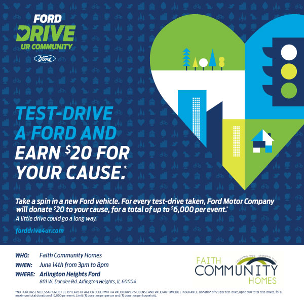 Test Drive for a Cause