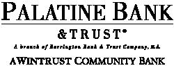 palatine bank trust logo
