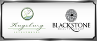 Augsburg Investments and Blackstone Realty Group Logo