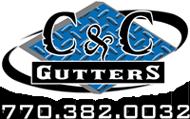 C&C Gutters Logo