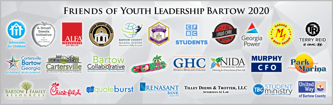 2020 Friends of Leadership Bartow Sponsors