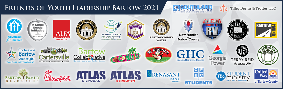 2021 Friends of Leadership Bartow Sponsors