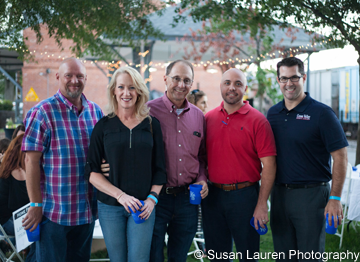 Chamber Cookout Group