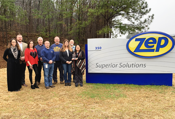 Zep, 2020 Manufacturer of the Year