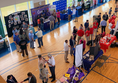Partnership Expo - Connecting Businesses and Education