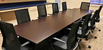 William Curtis Satterfield Technology Room