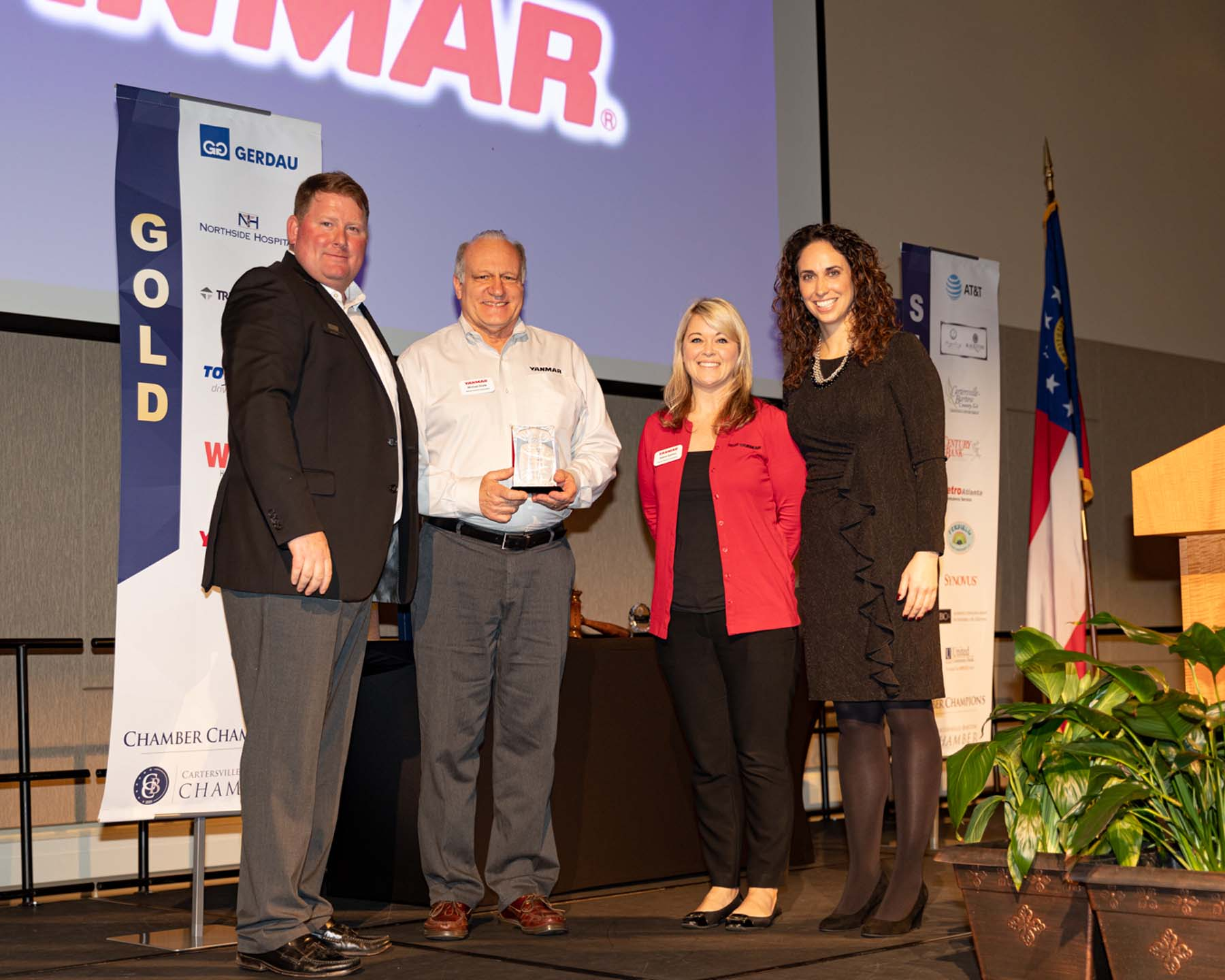 YANMAR America, 2019 Manufacturer of the Year