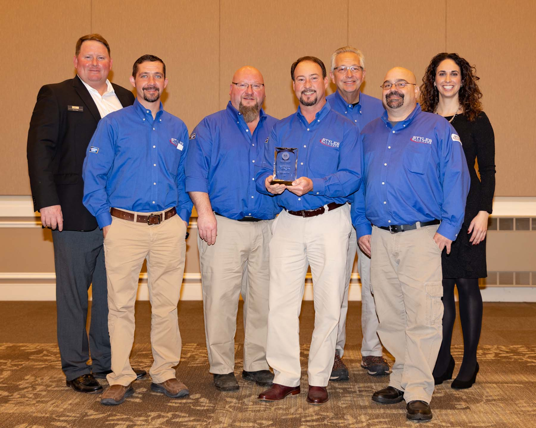 Styles Auto Care, 2019 Small Business of the Year
