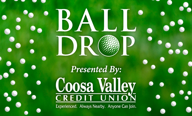 Ball Drop: Presented by Coosa Valley Credit Union