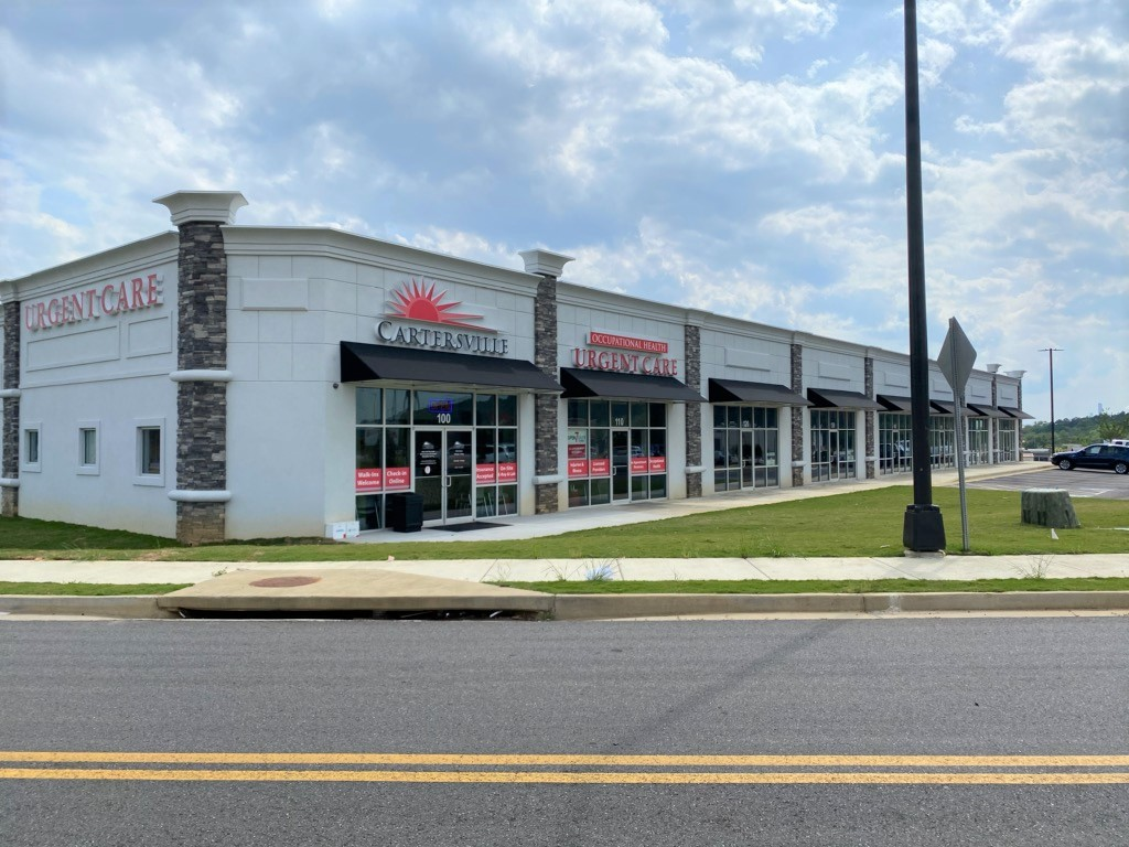 Cartersville Occupational Health's New Location on West Avenue