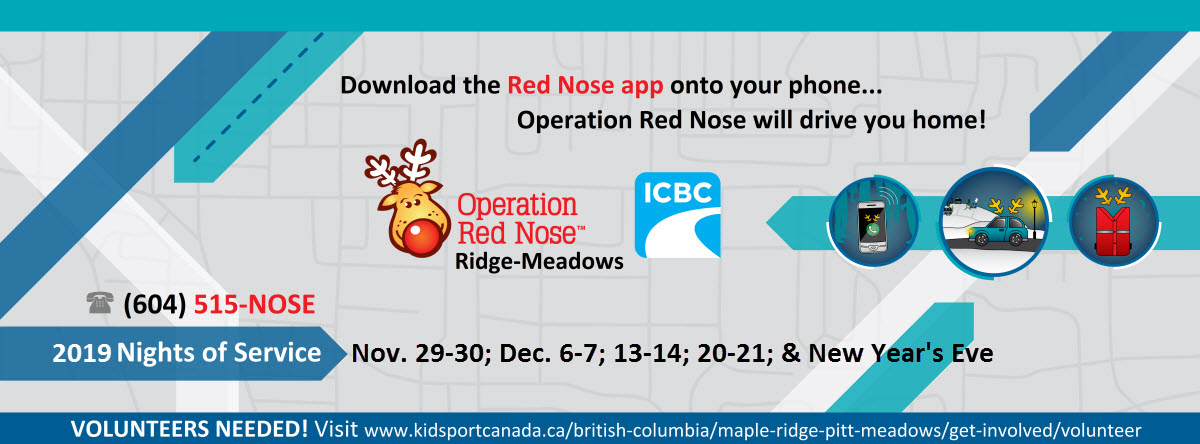 Operation Red Nose Ridge Meadows